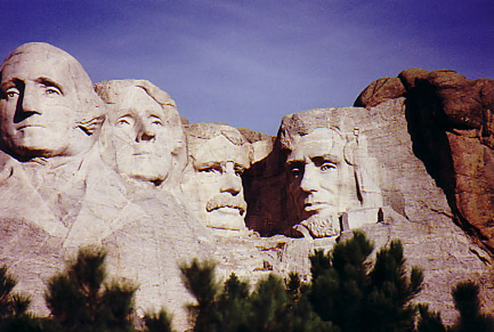 Mt. Rushmore, S.D.